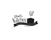 Dad's kitchen - gift