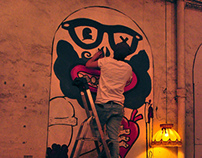 LIVE PAINTING - BERLIN