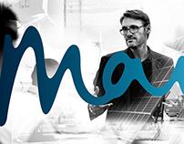 Mannaz - Corporate Identity