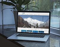 Let's Himalaya - Website Design