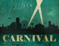Vuka Scuta Carnival Poster