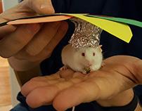 PROTOTYPE: Mouse Camo Hat