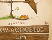 reflected | new acoustic tour '13
