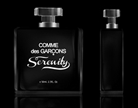Serenity Perfume Packaging