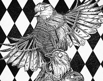 Danny Lips - Balancing Birds