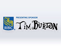 Tim Burton Audioguide at TIFF Lightbox