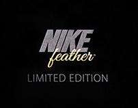 Nike Feather - Shoebox design