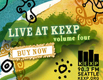 KEXP Banners