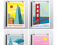 San Francisco // Poster Series