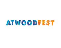 Atwoodfest Logo & Brand Style