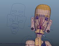 Facial Rig