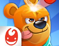 Bears Beehiving Badly