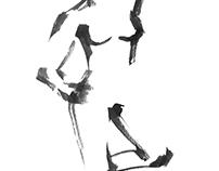 Bocetos y abstracción ILUSTRACIÓN
