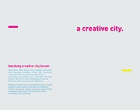 BDG, a creative city.