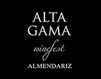 Teaser AltaGama Winefest 2015