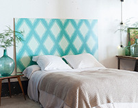 Headboards design for Rue Vintage 74