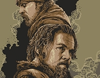 The Revenant unofficial (fanart) Movie Poster