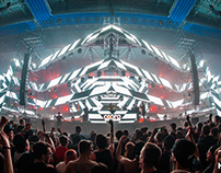 Stage Design - I AM HARDSTYLE 2019