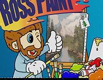 Ross Paint - Mario Paint Parody