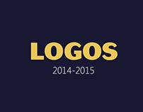 2014 - 2015 logo design