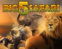 Big 5 Safari Slot game