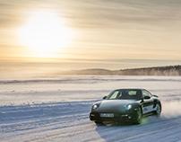 Porsche Driving Experience - Winter 2013
