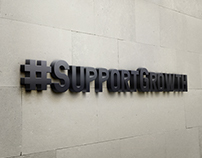 #SupportGrowth