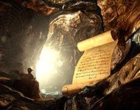 "The Message ""  محمد رسول الله"