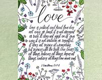 1 Corinthians 13 (Commissioned)