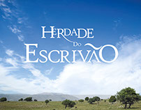 Herdade do Escrivão | Brand Repositioning