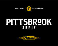Pittsbrook Serif