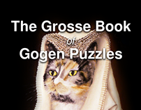 UltraGogen Puzzle Book Covers