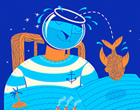Ilustrações, Desenhos e Rabiscos Parte3 - 2013/2018