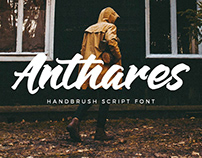 Anthares Font (FREE)