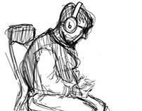 Public Sketches