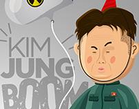 KIM JUNG BOOM