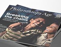 Philanthropy Age Magazine Localization