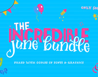 The Incredible June Bundle