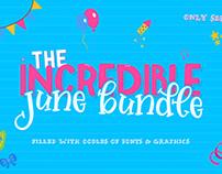 The Incredible June Bundle