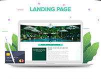 Website Design for a Resort