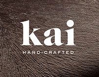 Kai - Handcrafted Luxury Headwear