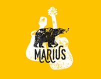Marius Hügli, Streetmusic