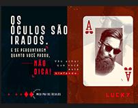 Lucky Sunglasses - MEU PAI DE ÓCULOS
