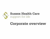 Sussex Healthcare Corporate Overview