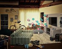Publicidad TV / Re Styling - Locaciones