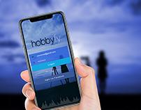 Mobile App - hobbyfy
