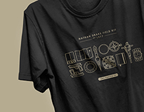 Limited Edition T-Shirts for Sony PlayStation