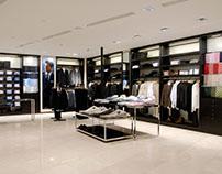 Zara Retail Stores 2000 - 2007