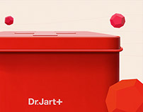 Dr.Jart Ctrl+ A SOS Box Product Movie
