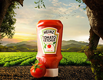 Heinz. Grown, Not made.